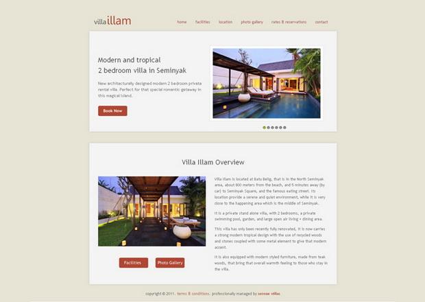 Villa Illam