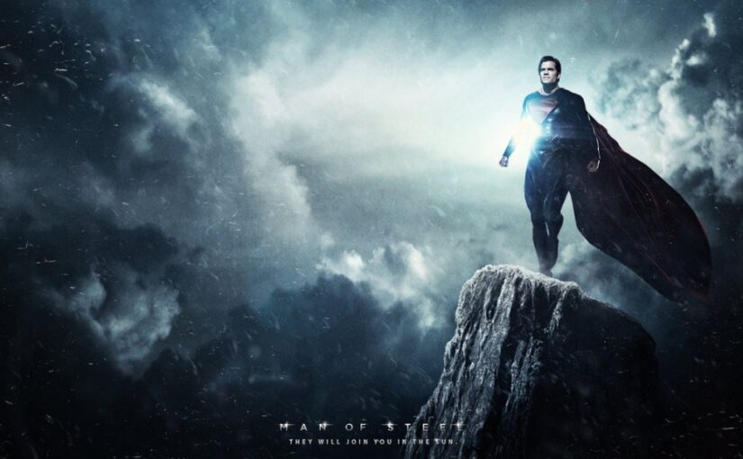 review suka-suka man of steel