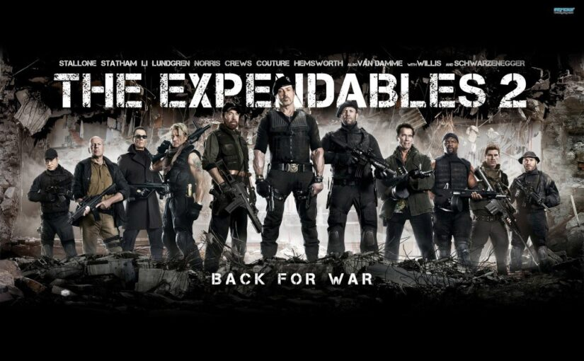 expendables 2 – some thoughts