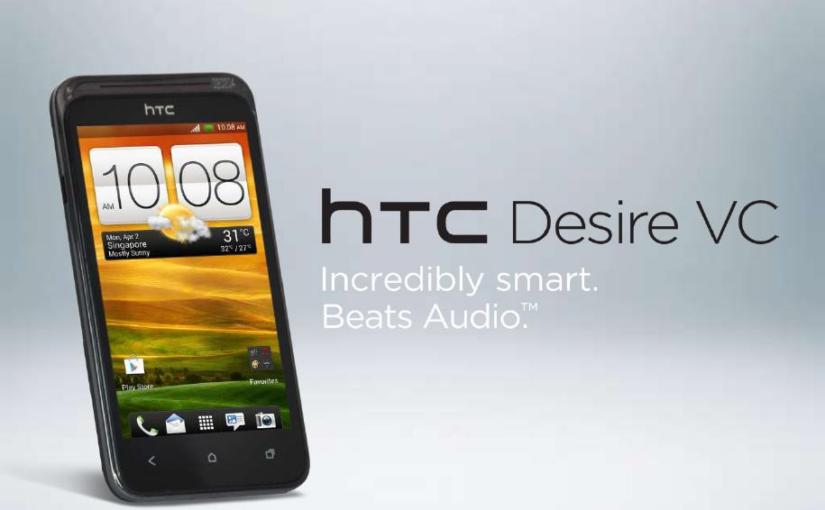 bye bye HTC